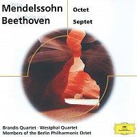 Brandis Quartett, Westphal-Quartett – Mendelssohn: Octet; Beethoven: Septet