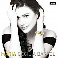 Přední strana obalu CD Maria