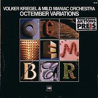 Volker Kriegel, Mild Maniac Orchestra – Octember Variations