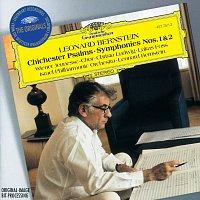 Christa Ludwig, Lukas Foss, Israel Philharmonic Orchestra, Leonard Bernstein – Bernstein: Chichester Psalms; Symphonies Nos.1 & 2