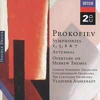 Přední strana obalu CD Prokofiev: Symphonies Nos. 1, 5, 6 & 7 etc. [2 CDs]