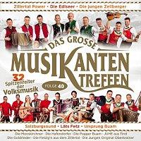 Různí interpreti – Das große Musikantentreffen - Folge 40