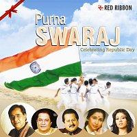 Přední strana obalu CD Purna Swaraj- Celebrating Republic Day