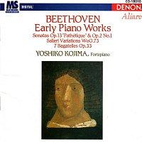 Yoshima Kojima, Ludwig van Beethoven – Beethoven: Early Piano Works