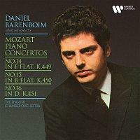 Daniel Barenboim – Mozart: Piano Concertos Nos. 14, 15 & 16