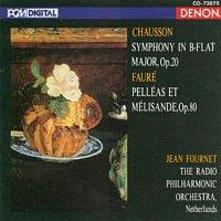 Ernest Chausson, The Netherlands Radio Philharmonic Orchestra – Chausson: Symphony & Faure: Pelleas et Melisande
