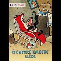 Jiřina Bohdalová – O chytré kmotře lišce (remasterovaná verze) – DVD