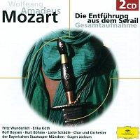 Fritz Wunderlich, Erika Koth, Rolf Boysen, Kurt Bohme, Lotte Schadle – Mozart: Die Entfuhrung aus dem Serail [Eloquence Set]