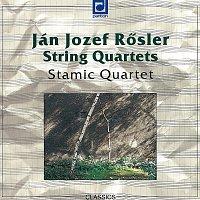 Stamicovo kvarteto – Rösler: Smyčcové kvartety