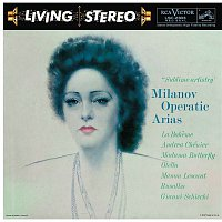 Arturo Basile, Zinka Milanov, Giacomo Puccini, RCA Victor Orchestra – Milanov Operatic Arias