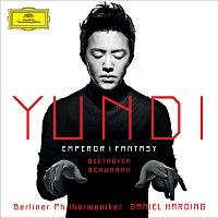 Yundi, Berliner Philharmoniker, Daniel Harding – Emperor / Fantasy – Beethoven & Schumann