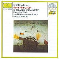 "Israel Philharmonic Orchestra, Leonard Bernstein – Tchaikovsky: Overture ""1812""; Romeo and Juliet; Capriccio italien"