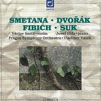 Václav Snítil – Smetana, Dvořák, Fibich, Suk: Houslový recital