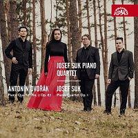 Klavírní kvarteto Josefa Suka – Dvořák & Suk: Klavírní kvartety MP3