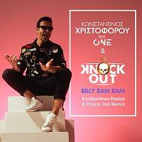 Konstantinos Christoforou, One, Knock  Out – Billy Bam Bam [Konstantinos Pantzis & Knock Out Remix]