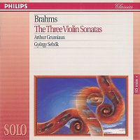 Arthur Grumiaux, Gyorgy Sebok – Brahms: The Three Violin Sonatas
