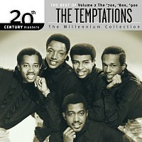The Temptations – 20th Century Masters: The Millennium Collection:  Best Of The Temptations, Vol. 2 - The '70s, '80s, '90s