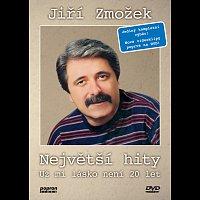Jiří Zmožek – Největší hity (Už mi lásko není 20 let) DVD