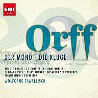 Elisabeth Schwarzkopf, Philharmonia Orchestra, Wolfgang Sawallisch – Carl Orff: Der Mond / Die Kluge