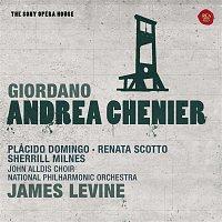 Plácido Domingo, Renata Scotto, James Levine – Giordano: Andrea Chénier - The Sony Opera House