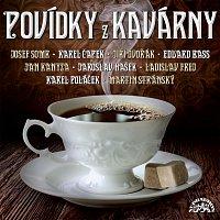 Přední strana obalu CD Povídky z kavárny