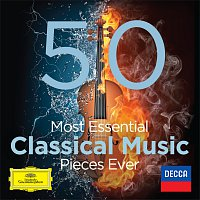 Přední strana obalu CD The 50 Most Essential Classical Music Pieces Ever