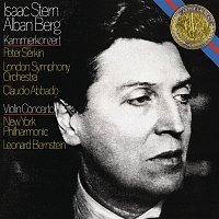 Isaac Stern – Berg: Chamber Concerto & Violin Concerto