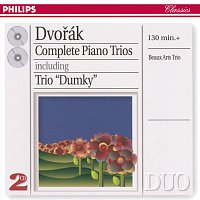 Přední strana obalu CD Dvorák: Complete Piano Trios