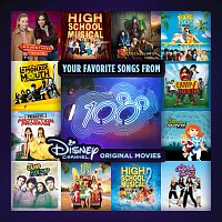 Různí interpreti – Your Favorite Songs from 100 Disney Channel Original Movies