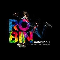 Přední strana obalu CD Boom Kah