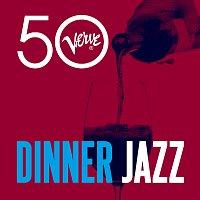 Různí interpreti – Dinner Jazz - Verve 50