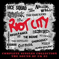 Various  Artists – Riot City: Complete Singles Collection: The Sound Of UK 82