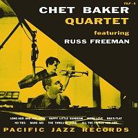 Chet Baker Quartet, Russ Freeman – Chet Baker Quartet Featuring Russ Freeman