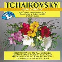 Petr Iljič Čajkovskij, různí interpreti – Mon amour /Čajkovskij: Houslový koncert, Melancholická serenáda, Smyčcový kvartet ...