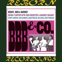 Benny Carter, Ben Webster, Barney Bigard – BBB And Co (HD Remastered)