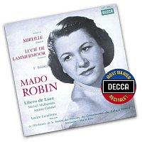 "Mado Robin, Paris Conservatoire Orchestra, Richard Blareau – Mado Robin-Extracts From ""Mireille"" & ""Lucia Di Lammermoor"""