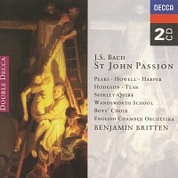 Sir Peter Pears, Wandsworth School Boys Choir, English Chamber Orchestra – Bach, J.S.: Johannes-Passion