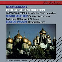 Misha Dichter, Rotterdam Philharmonic Orchestra, Edo de Waart – Mussorgsky: Pictures at an Exhibition (Piano & Orchestral)