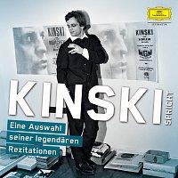 Klaus Kinski – Kinski spricht... Eine Auswahl seiner legendaren Rezitationen