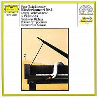 Sviatoslav Richter, Wiener Symphoniker, Herbert von Karajan – Tchaikovsky: Piano Concerto No.1 / Rachmaninov: Préludes