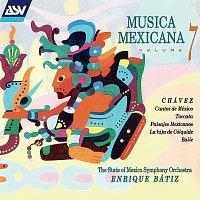 The State of Mexico Symphony Orchestra, Enrique Bátiz – Musica Mexicana Vol. 7
