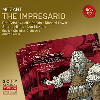 André Previn, Wolfgang Amadeus Mozart, English Chamber Orchestra, Sherrill Milnes, Leo McKern, Richard Lewis, Reri Grist, Judith Raskin – Mozart: The Impresario, K. 486 – CD