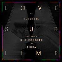 Tensnake, Nile Rodgers, Fiora – Love Sublime