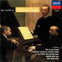 Přední strana obalu CD The World of Victorian Songs