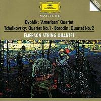 Emerson String Quartet – Dvorák / Tchaikovsky / Borodin: String Quartets