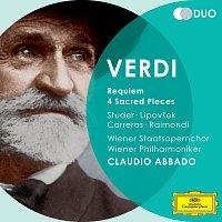 Cheryl Studer, Marjana Lipovsek, José Carreras, Ruggero Raimondi, Claudio Abbado – Verdi: Requiem; 4 Sacred Pieces