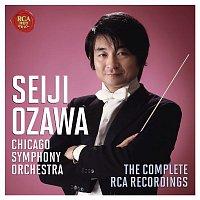 Seiji Ozawa, Benjamin Britten, Chicago Symphony Orchestra – Seiji Ozawa & The Chicago Symphony Orchestra - The Complete RCA Recordings
