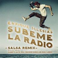 Přední strana obalu CD SUBEME LA RADIO (Salsa Version)