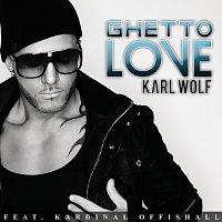 Přední strana obalu CD Ghetto Love