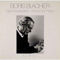 Horst Gobel – Blacher: Das Klavierwerk